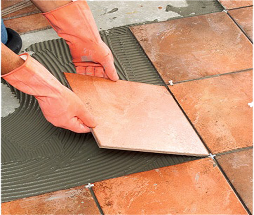 tiling work in Dubai