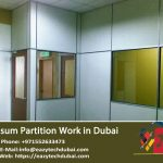 Gypsum Partition in Dubai