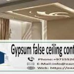 False Ceiling Wok in Dubai