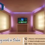 False Ceiling Company in Dubai