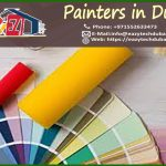 Paint services in Dubai